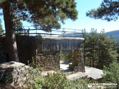 Entre el Puerto y Chorro de Navafría;senderismo en cercedilla club escalada madrid senderismo peña